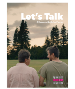 Let's Talk: A Resource Guide for Parents | OUTLine